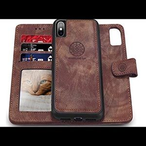 0555 Shileds Up iPhone Xs Max Wallet case
